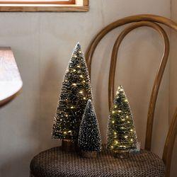 LED 미니 크리스마스트리 미니트리3종 세트 (15cm+20cm+30cm)
