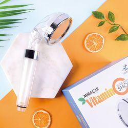 미라클 세라믹 비타민C 샤워기