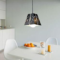 피카 1등 펜던트 블랙 주방등 식탁등 인테리어조명