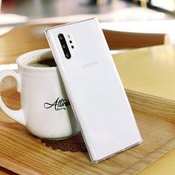 갤럭시노트4 (N910) Bien 클리어 투명 젤리 케이스