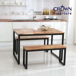 스칸딕 식탁 테이블 1200