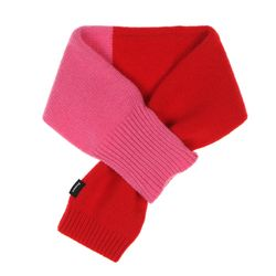FENNEC KNIT TIMI MUFFLER - RED