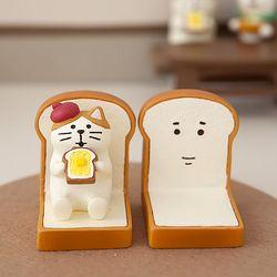 베이커리 식빵의자 피규어