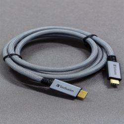 버바팀 메탈릭 USB 3.2 타입C to C 케이블 100cm