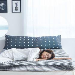 방수 난연 초코매트리스 바닥형 싱글 12cm