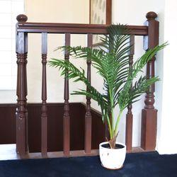 데코 나무 조화 화분 (팜트리)