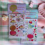 my precious jewel box 스티커 collection 1