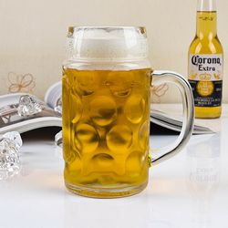 Borgonovo Don Beer Mug(손잡이맥주잔) 0.5L 1개