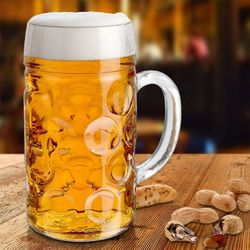 Borgonovo Don Beer Mug(손잡이맥주잔) 1L 1개