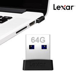 렉사Lexar JumpDrive S47 USB 3.1 64GB