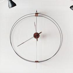 디자인소품7174 디자인시계(파이1000)
