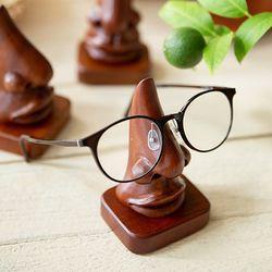 BQ5703 나무 코주무 안경 장식걸이
