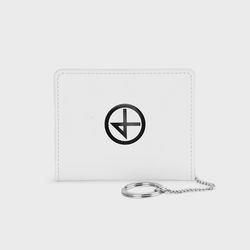 TAIL WALLET WHITE