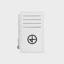 BILL WALLET WHITE