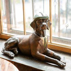 BQ5707 안경멋쟁이 강아지