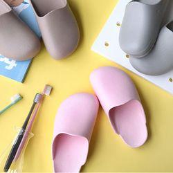 EVA 모노 쿠션 다용도 어린이욕실화 (3color)