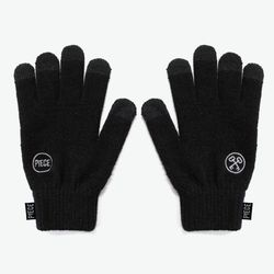 KEY ICON SMART GLOVES (BLACK)