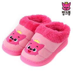 핑크퐁 포그니 방한화핑크