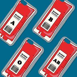 아이폰7 수혈팩 폰케이스