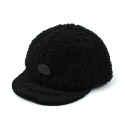 Fleece BKMT Black Bike Cap 플리스바이크캡
