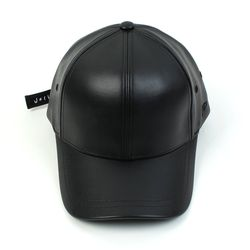 Muji Leather Ballcap 가죽볼캡