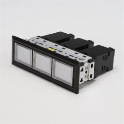 집합표시등 220V / 한영넉스/ CD-RD0103 (1단3열 화이