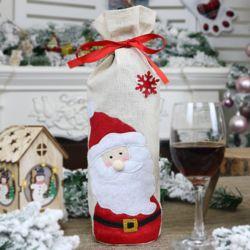 크리스마스 와인커버(산타)
