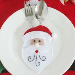 크리스마스 산타 수저커버