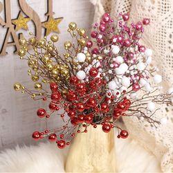 크리스마스 멀티 컬러볼 픽(4color)