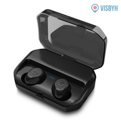 가성비 좋은 블루투스이어폰 비스비 TWS-B3500 무선