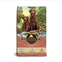 피너클 연어 펌킨 강아지 사료 4.7kg 강아지사료애견사료
