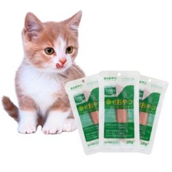 태비토퍼 고양이간식 시야와세오야쯔 훈제참치 20g 24