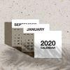 [데이앤코] 2020년 달력