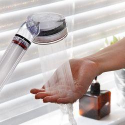샤워기 프리미엄세트1 불순물 염소필터 2m호스 파우치