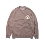Captain Gone Sailing SWEAT (night brown)