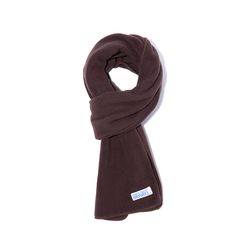Fleece COMPACT MUFFLER (brown)