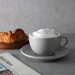 도톰 카페라떼잔 커피잔 세트 320ml