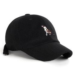 19F BOXER FONZ CAP BLACK