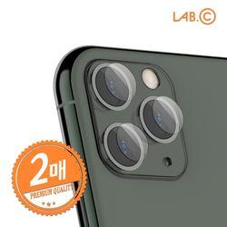 랩씨 아이폰11 프로맥스 카메라 렌즈 강화유리필름