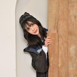 마법학교 기숙사 레터링 블루 비니