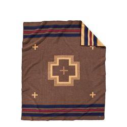기모처리 된 자카드 블랭킷 로브 담요 쉘터베이
