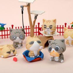 아리랑은 고양이들 랜덤피규어 시즌2 (박스)