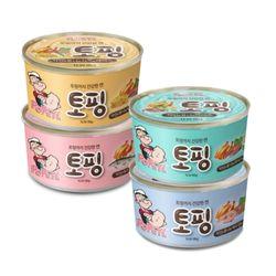 맛있는 강아지간식 뽀빠이 캔 토핑 95g