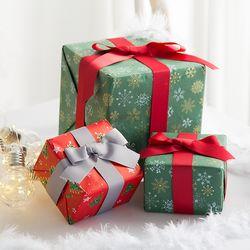 크리스마스 선물상자(3size)-중
