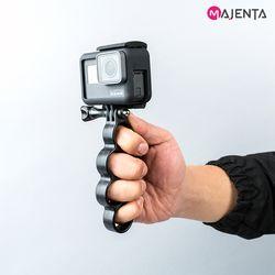 마젠타 고프로 액션캠 너클그립 마운트