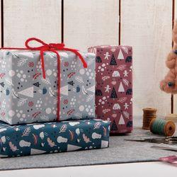 기성 포장지스윗 크리스마스