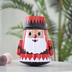 틴 크리스마스 오뚜기 산타