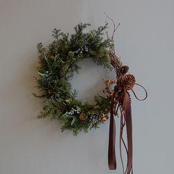 크리스마스리스-솔방울&히무로스키(프리저브드)