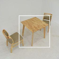 사모아 원목 2인 식탁 테이블