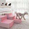 강아지계단 침대 발판 2단 클리니스
